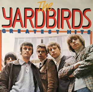 Yardbirds (The) - Greatest Hits (LP) (VG/VG)